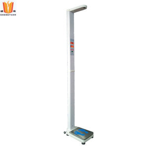 Scales machine weight and height machine/digital height weight scale/electronic weighing scale