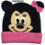 Mickey jacquard children cuff knitted hat