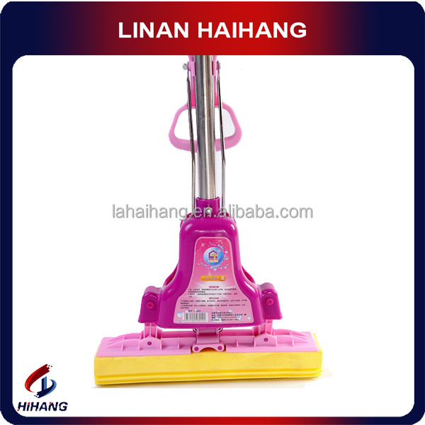 Cheaper good quality easy cleaning magic fast absorb waster PVA sponge mop