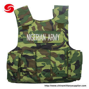 Fast removable fashion custom military bulletproof vest