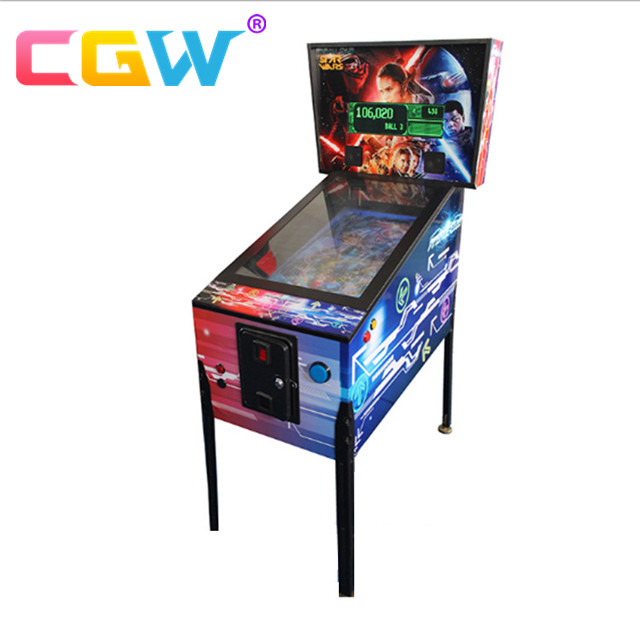Coin Operated Virtual Pinball Arcade Games Machine Manufacturer - Buy  Pinball Arcade,Ireland Arcade Electronic Pinball Machine,Pinball Arcade  Game
