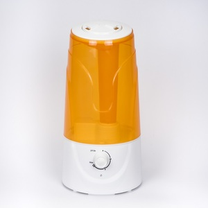 Ultrasound Mist Maker With Indicator Light Colorful Humidifier Air Purifier