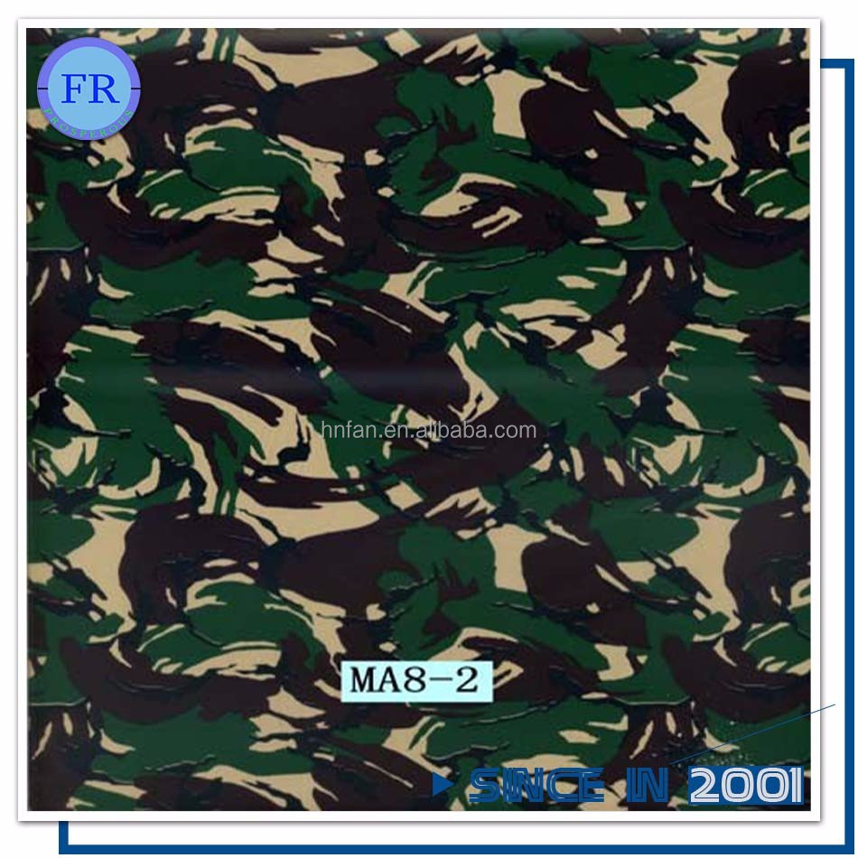 Wholesale PVA High quality camo pattern hydrographic film