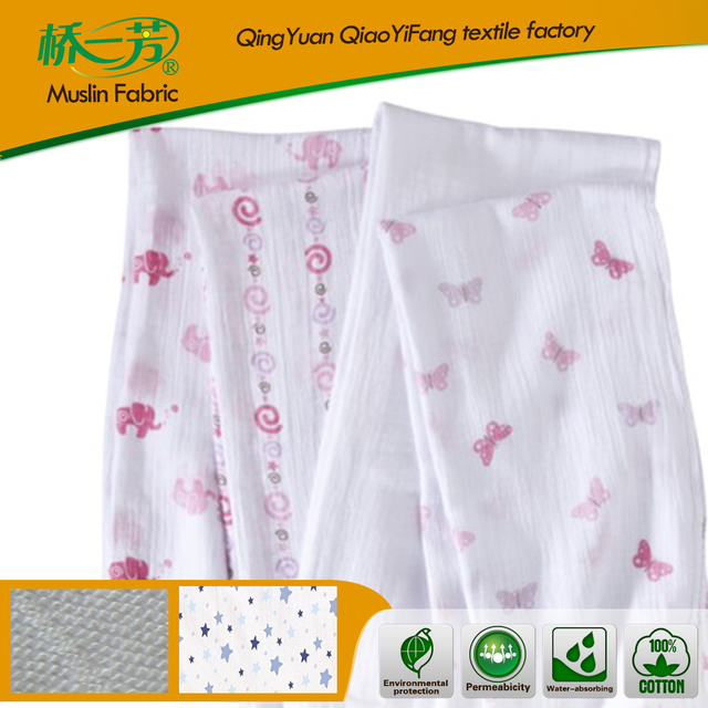 thermal cotton blanket. OEM Baby 100% Cotton Muslin Swaddle Blanket Hospital Thermal Blankets