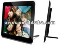 "9.7"" iPad Panel Digital Photo Frame,super slim ,high-Brightness screen,Movie/Music, calender and alarm,cheap price!"