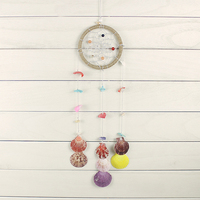 Wholesale Handmade Indian Large Seashell Dream Catcher