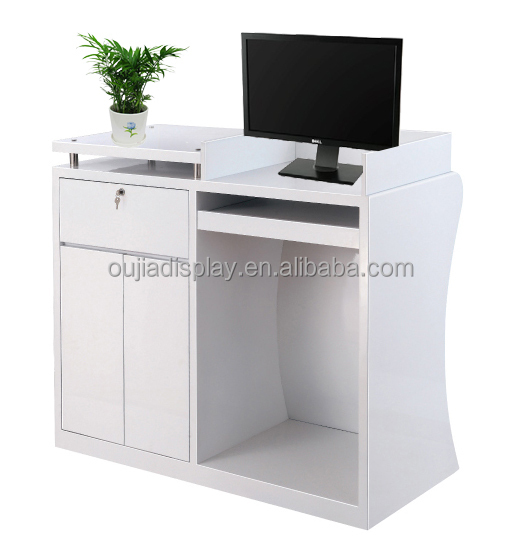 perfect wood shop boutique counter design cashier desk reception desk counter boutique reception counter