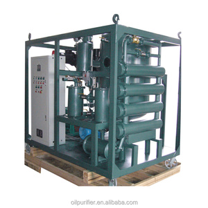 Double Stage Transformer Oil Regeneration System,Remove the carbon,acid from the oil