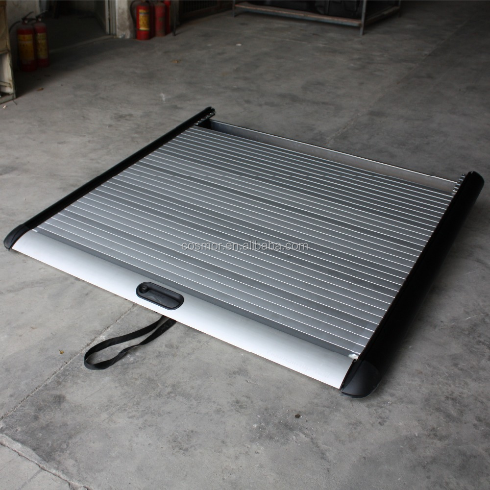 Aluminum Roll Tonneau Cover For Pick Up Truck - Buy ...