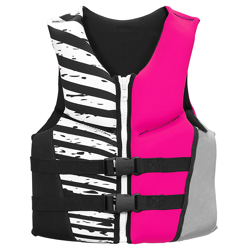 Wholesale Safety Water Sports Munti-function Good Quality White Water Life Jacket