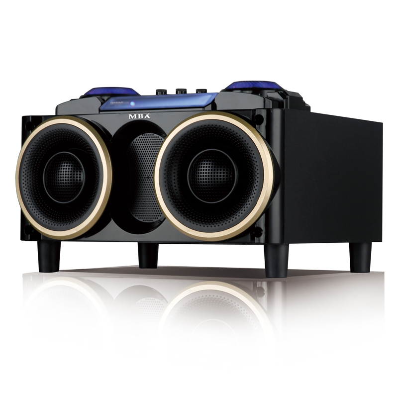 2017 Guangzhou Factory Supply Private Mode Dual 5 inch Multifunction Multimedia Home Theater Speaker