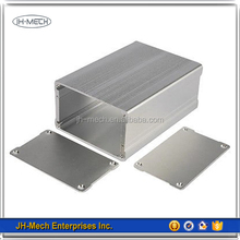 Professional aluminum electronic case project