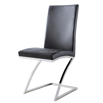Modern z shape dining chair buy dining chair modern z for Z shaped dining room chairs