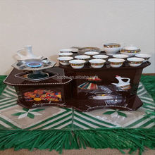 Jebena Ethiopia Queen of Sheba Coffee Cups on Rekebot
