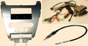 Buy Radio Stereo Install silver Dash Kit (single and double din) + Steering  control wiring + canbus wire harness + antenna adapter for Ford Focus 2008  2009 2010 2011 08 09 10 11 in Cheap Price on Alibaba.comAlibaba.com
