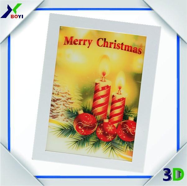 Customized 3d lenticular greeting cardsglitter printing cards 3d lenticular greeting card1 m4hsunfo