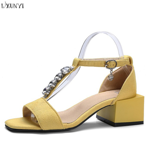 ad587ec74b3 Lades Sandal