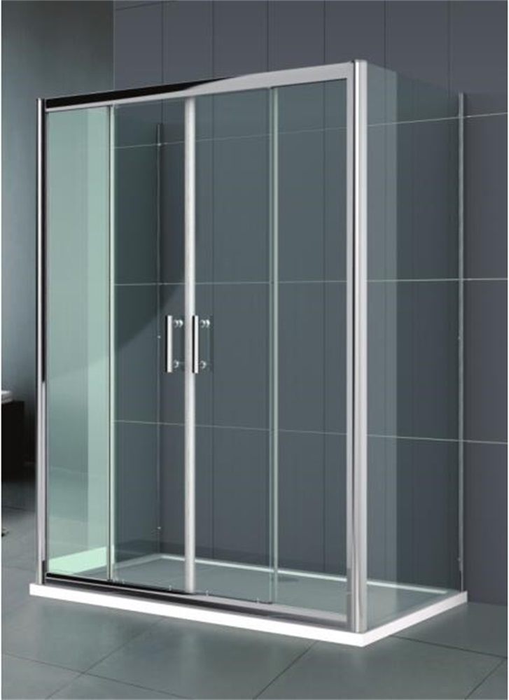 Extra Large 3 Sided Shower Enclosure - Buy Shower Enclosure,3 Sided ...