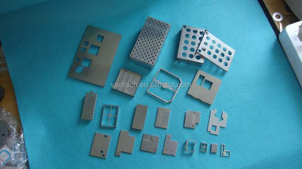 High Isolation Wifi Pneumatic Rf Shield Box Shielding