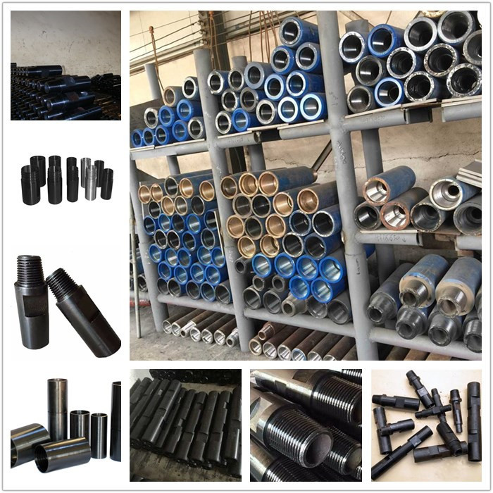 Hot Sale Manufacturer All size API FH REG IF NC Screw Thread Water Well API Drill Pipes Tool Joint