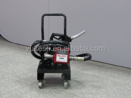 Manual Portable Mobile Fuel Dispenser