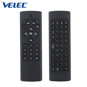 G65 super max Sensor ce universal air mouse remote control for PC, Smart  TV, Set-top-box, Network Media Player