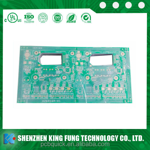 High standard quality Rohs rigid 6 layer OEM android phone pcb manufacturer