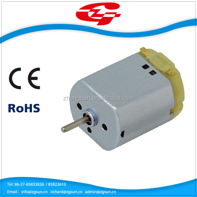 6V micro dc toy motor 130 for Children's toy car