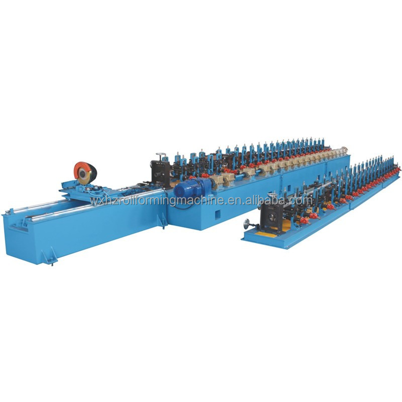 Qualified Used Steel Sheet Octagon Pipe Roll Forming Machine