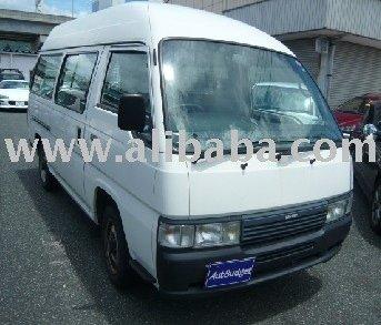 1999 Japanese Used Car Nissan Caravan Van Wagon Rhd 282765km Diesel