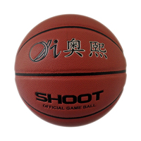 Manufacturers shiny basketball in bulk