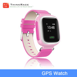 Smart Sos Panic Button Child Gps Watch Tracker,Ankle Bracelet Gps Kids Tracker Bracelet Watch