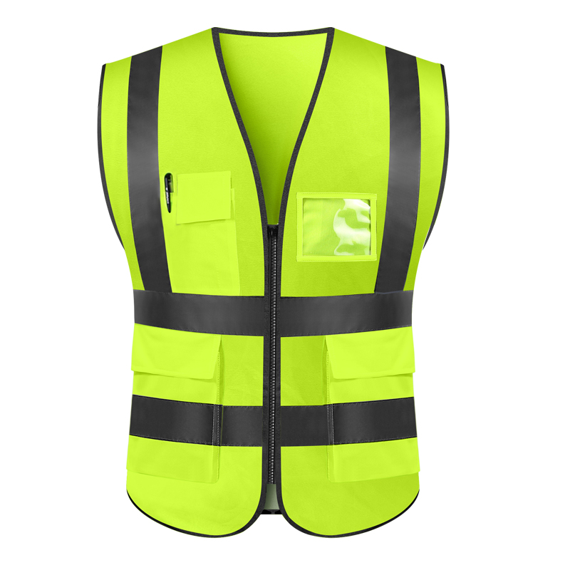 100% polyester mesh custom logo reflective safety <strong>orange</strong> <strong>vest</strong>