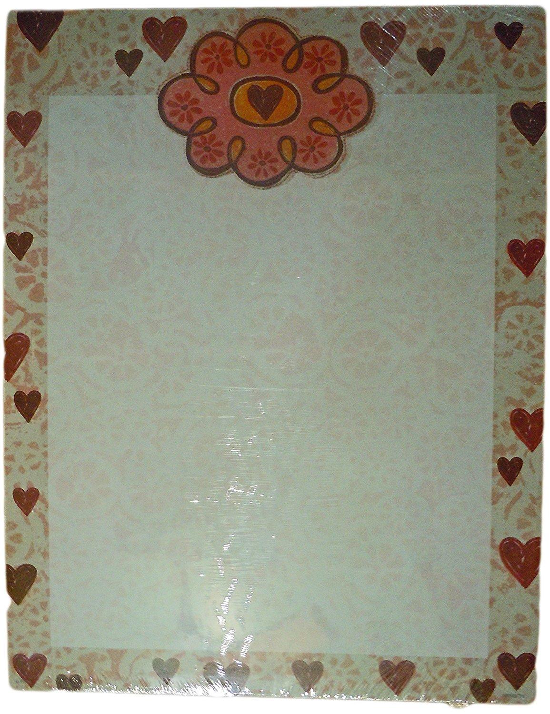 Recycled Paper Greetings - Designer Printer Paper - Love (Heart Banner)
