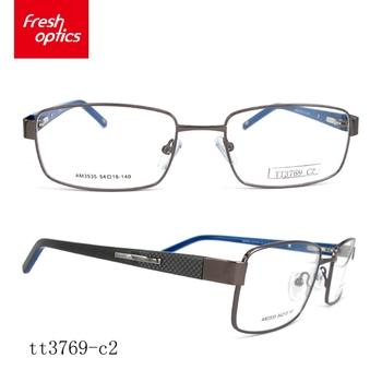 Tt3769 Slim Metal Glasses Frames Optical,French Eyeglass Frames With ...