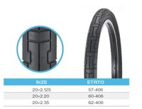 20inch good quality bicycle tire/bike tire/city bike tire KB-T032