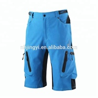 new design men sports cycling custom mountain bike shorts