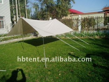 Canvas Tarp/C&ing Tent/Sun Shelter/Awning/Canopy & Canvas Tarp/camping Tent/sun Shelter/awning/canopy - Buy Canvas ...