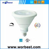 USA marketing 120v factory price 15w par38 light qualify led bulb