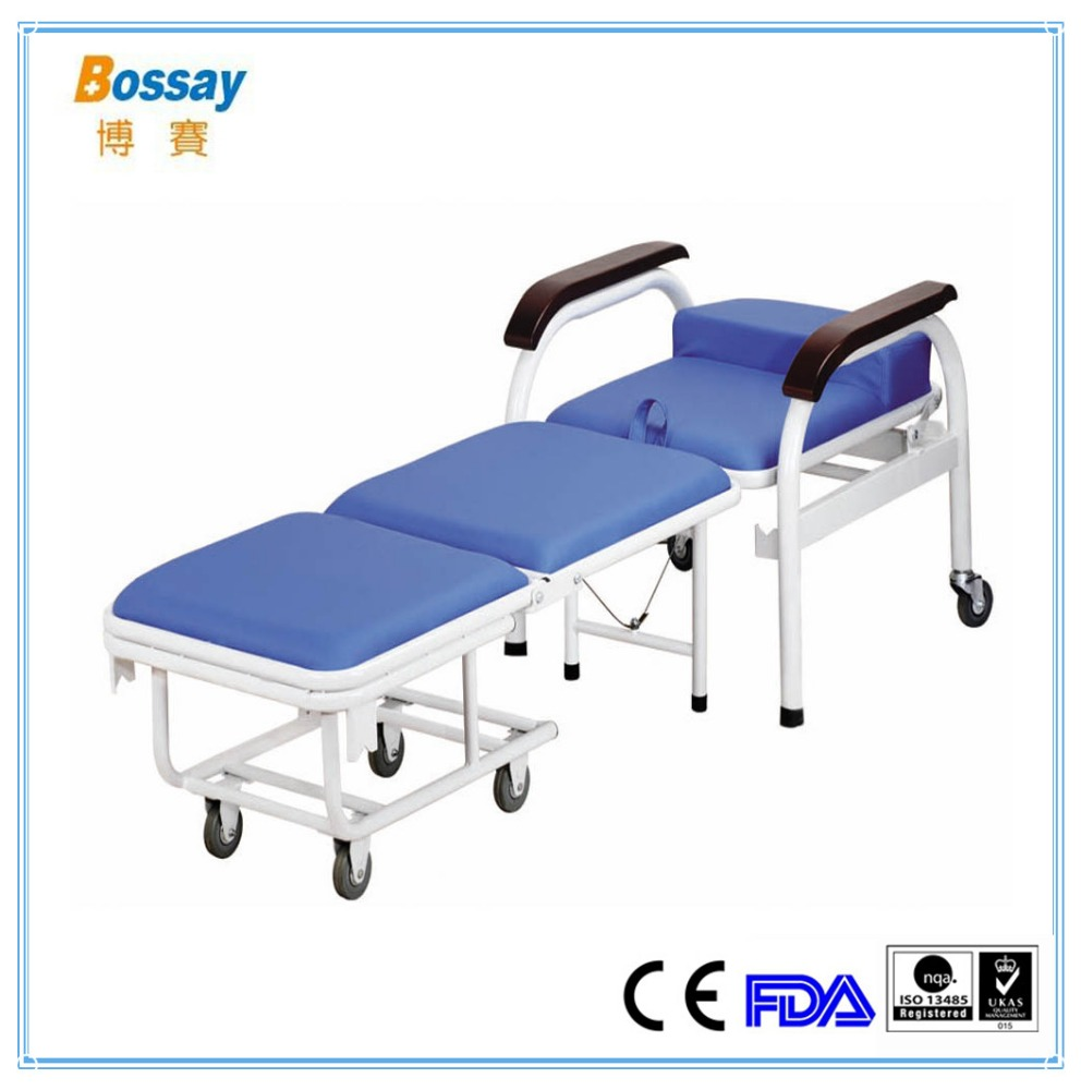 Bs - 216 Convertible Hospital Chair Bed Hospital Visitor Chairs - Buy Folding Hospital Bed ChairReclining Bed ChairsConvertible Hospital Chair Bed Product ...  sc 1 st  Alibaba & Bs - 216 Convertible Hospital Chair Bed Hospital Visitor Chairs ... islam-shia.org