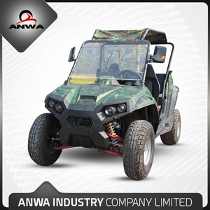 men's toy! 650CC rough terrain vehicle