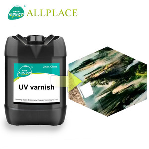UV Light Curing Varnish Soft Touch Spray Paint for Creamic Tiles