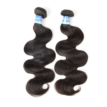 Wholesale grade 10a 10inch-28inch body wave virgin brazilian hair extension 100% unprocessed cuticle aligned raw hair vendor