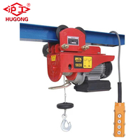 Mini Electric Hoist work 230V with 50kg 250kg
