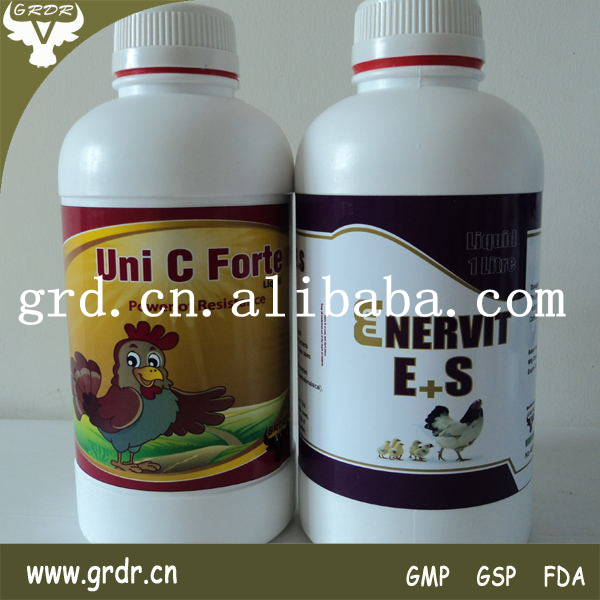 Fowl Medicine Vitamin E+Sel Oral Solution