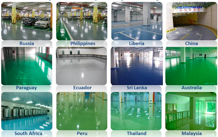 Maydos Hot Sale Food Grade Epoxy Resin Flooring Paint
