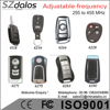High quality 3 button flip remote car key shell& key blank& key case & key cover