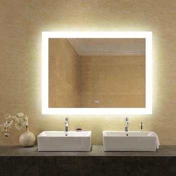Luxury 5 Stars Hotel Led Light Lighted Bathroom Wall Mirror   Buy Bathroom  Wall Mirror,Bathroom Lights Mirror Manufacturer,Bathroom Lights Mirror ...