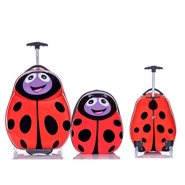 On sale good manufacture trolley luggage /hard shell luggage /kids rolling luggage