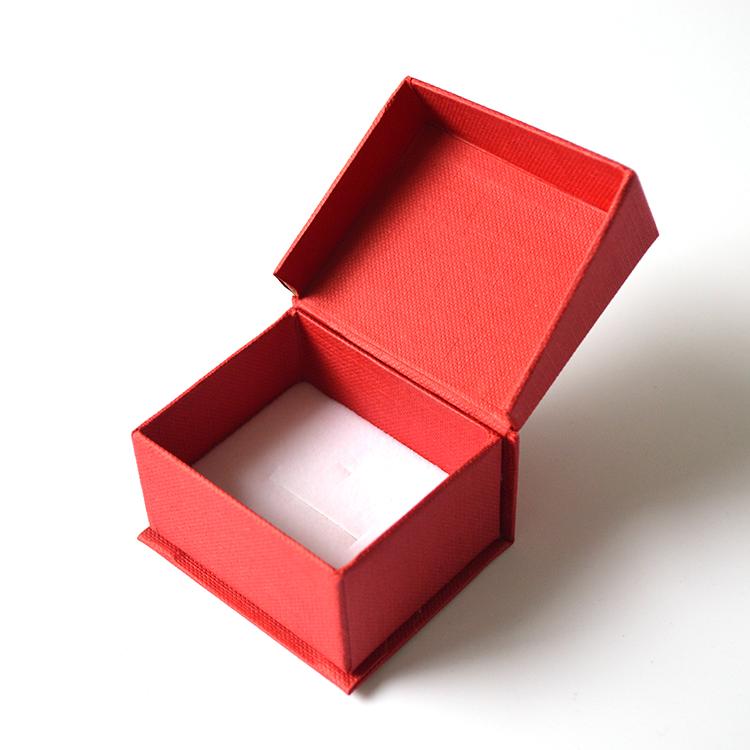 Hard Cardboard Craft Jewelry Gift Small Packaging Paper Box
